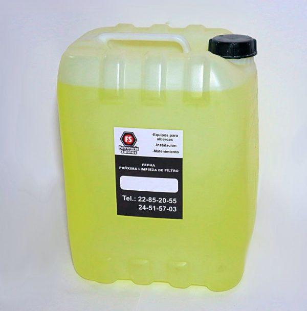 Hipoclorito - Cloro Químico Para Mantenimiento