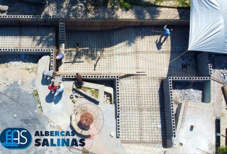 Construcción Albercas Salinas Monterrey Nuevo León